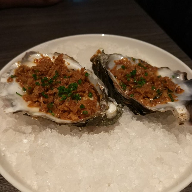Oysters $6++ each
