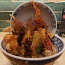 Seasonal Spicy Summer Tendon ($18.80++)