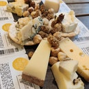 Cheese Platter For One ($31.60+GST)