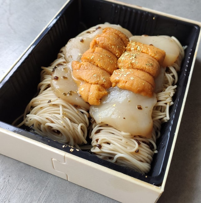 Chilled Truffle Somen ($48) - Islandwide Delivery