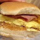 BK breakfast shots