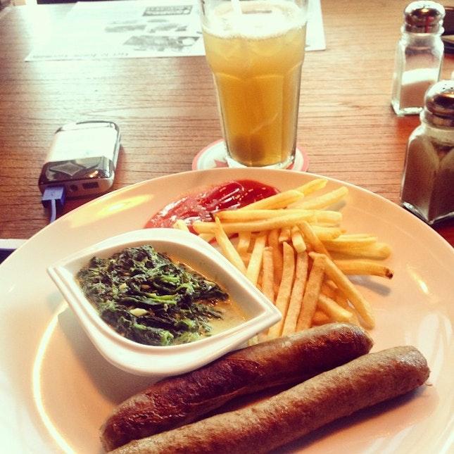 Bratwurst #food