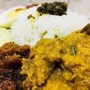 Pork curry at Ho Li Chow.