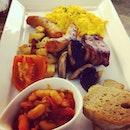 Bronte Breakfast Plate