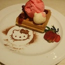 """The """"Purrfect"""" Waffle Dream"""