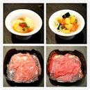 Danro Steamboat: Photo 3/5: Onsen Egg & meat.