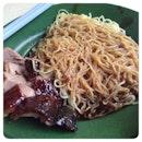 烧鸭雲呑面 @igsg #igsg @instagram #instagram #instafood #wantoonnoodle #noodle #duck #roastedduck #famous