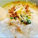 Fish & Pork Porridge