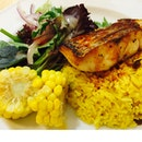 Grilled Wild Snapper