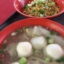 Xi Di Fishball Noodle (Bukit Merah View Market & Hawker Centre)