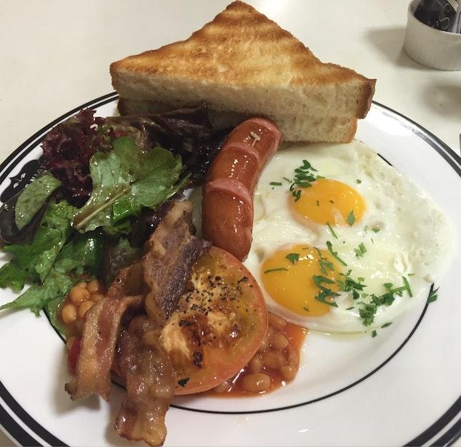 Long Island Breakfast