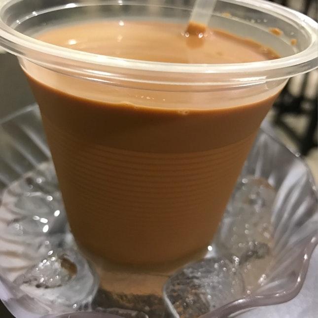 HK Style Ice Milk Tea