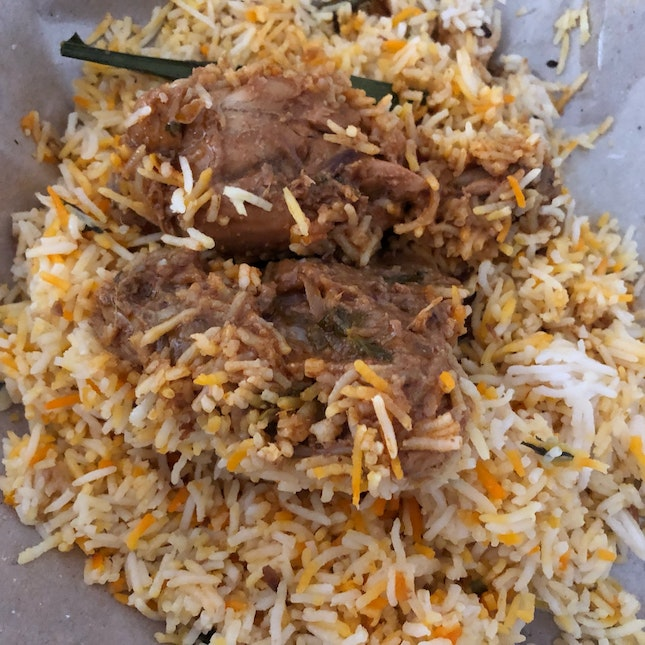 Chicken Nasi Briyani