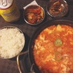 Tofu Stew (순두부찌개)