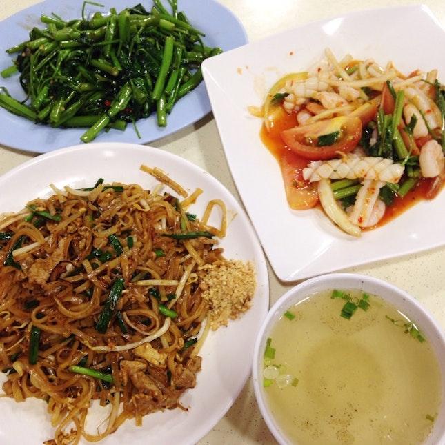 Maw Shan Thai Food
