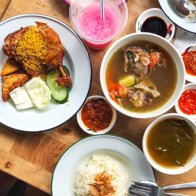 Go-to Place For Indonesian Food