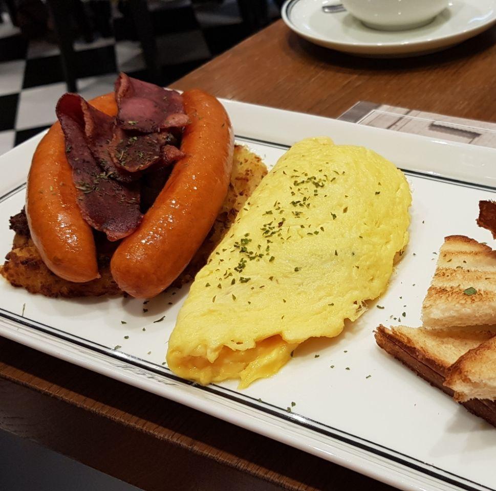 Omelette Set