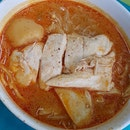Ah Heng Curry Chicken Bee Hoon Mee (Hong Lim Market & Food Centre)