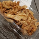 Fried Chicken Skin