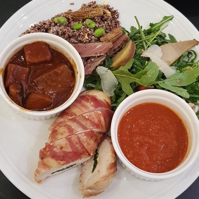 Large Salad Plate