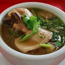 Chicken Fish Maw Soup