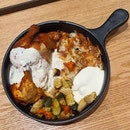 Half Chicken Rosti