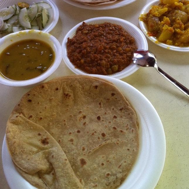Best Chapatti in Town