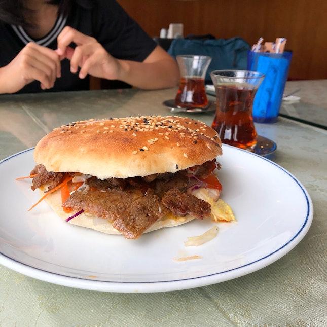 Tombik Kebab with Drink ($8.90)