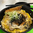 Having #ChickenKatsuDon as my #dinner #DonyaSingapore #burpple