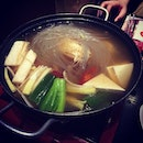 #hotpot #dinner #singapore #sinful #yum #foodies #foodporn #korean