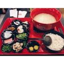 DINNER FOR 2 @veroncmq #hongguo #vscogram #vscocam #foodie #latergram #nex #iweeklyfood #igdaily #igsg #红锅过桥米线