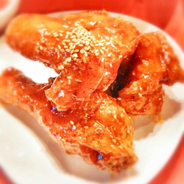 Yangnyum Chicken