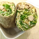 Wraps are healthy.