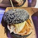 Satay Burger ($7)