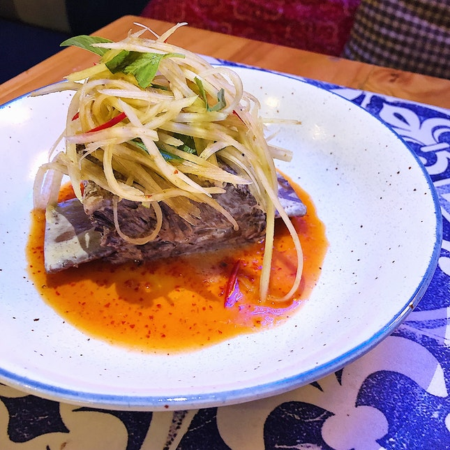 Beef Short Rib (Twice Cooked) ($29)