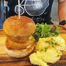The Brunch Burger ($18.90)