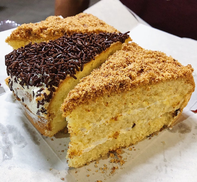 Traditional Sponge Cake ($1.50 Each).