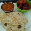 Chapatti & Chicken