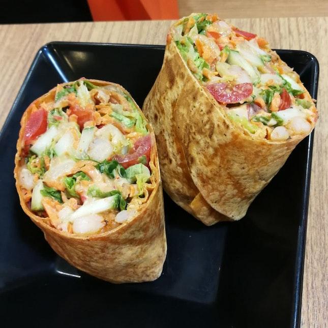 Seafood Fiesta
