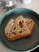 Miso PB Honey Toast