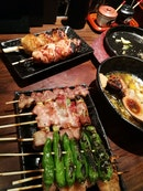 Kushiyaki Platter