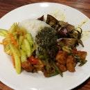 Sotong, Cucumber & Tauhu