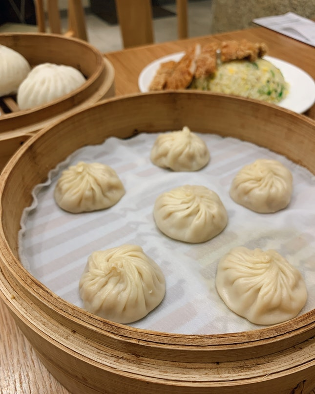 For Xiao Long Baos and More in the City