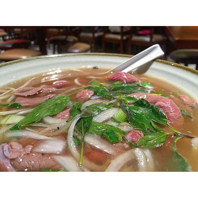 What's pho #brunch?