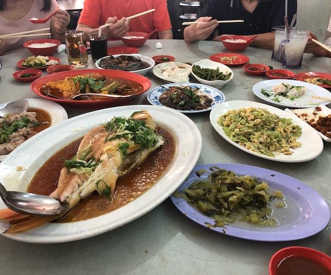 Bib Gourmand Teochew Porridge