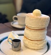 Gram's Soufflé Pancakes