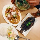 Hidden (quite literally too) gem in Centrepoint for pretty authentic indo food!