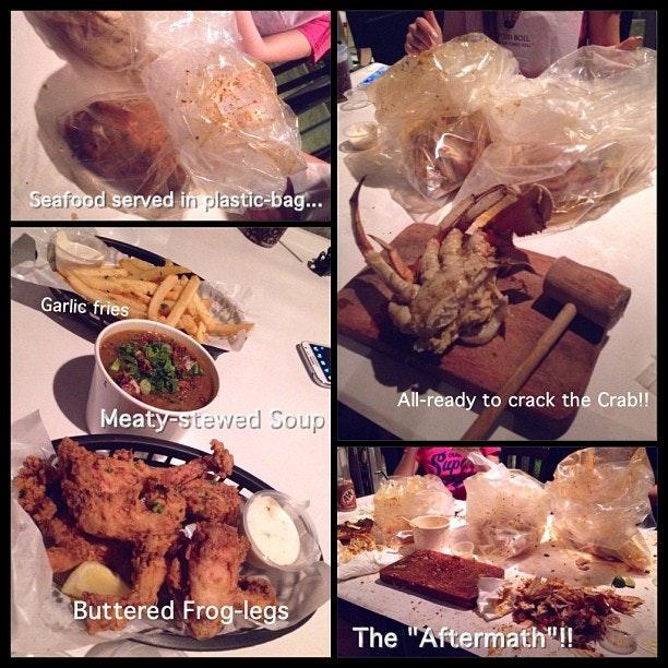 My FOOD Hunt Moment~*