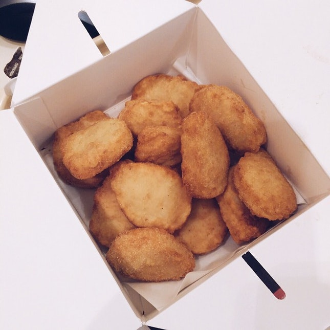 🐔🐔 Chicken nuggets time!!