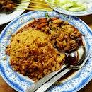 Papdrik Fried Rice